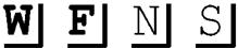 Writers' Federation of Nova Scotia logo